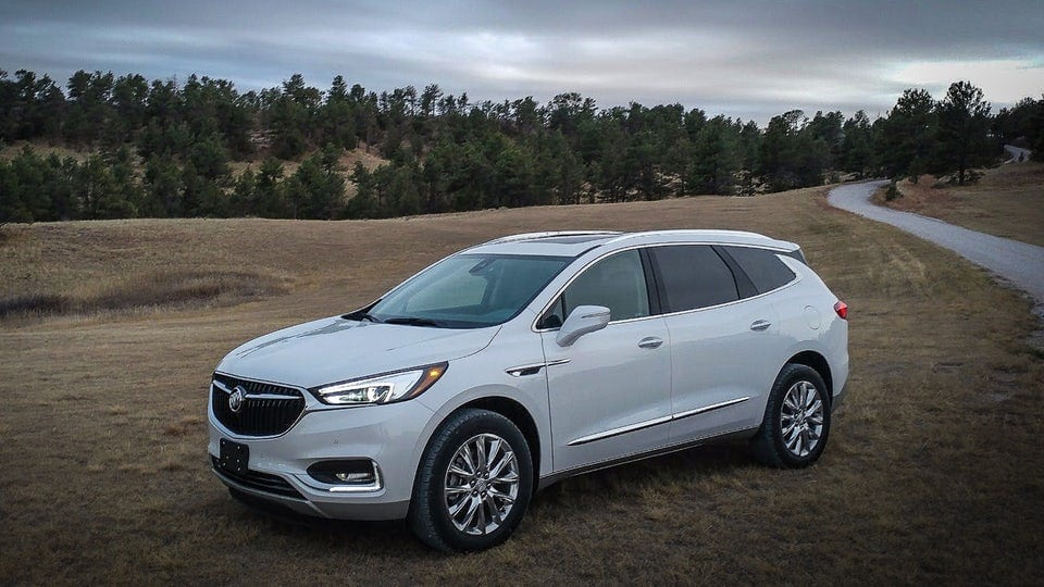 Review: 2018 Buick Enclave takes the family to the premium level
