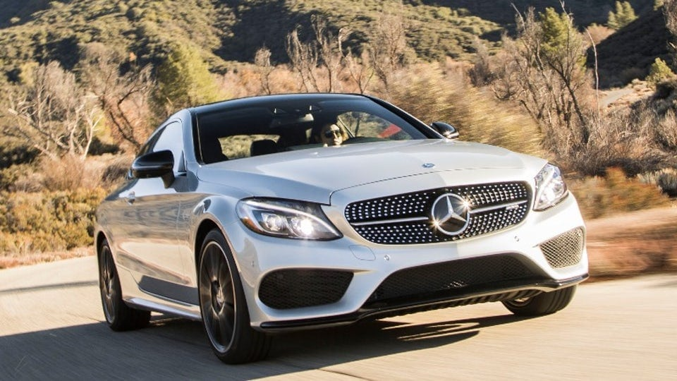 Review: 2018 Mercedes-Benz AMG C43 Coupe is pure joy on wheels