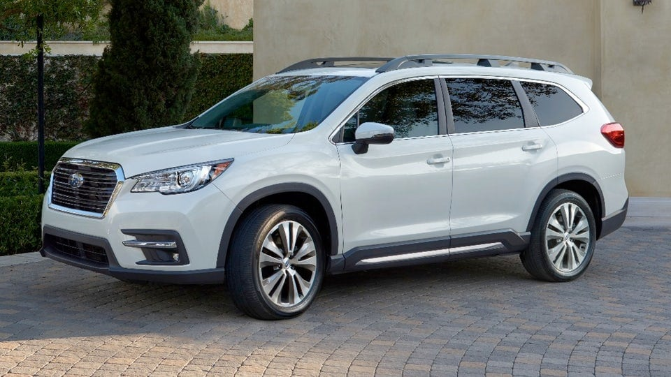 Subaru targets families with new Ascent 3-row SUV, its largest ever vehicle