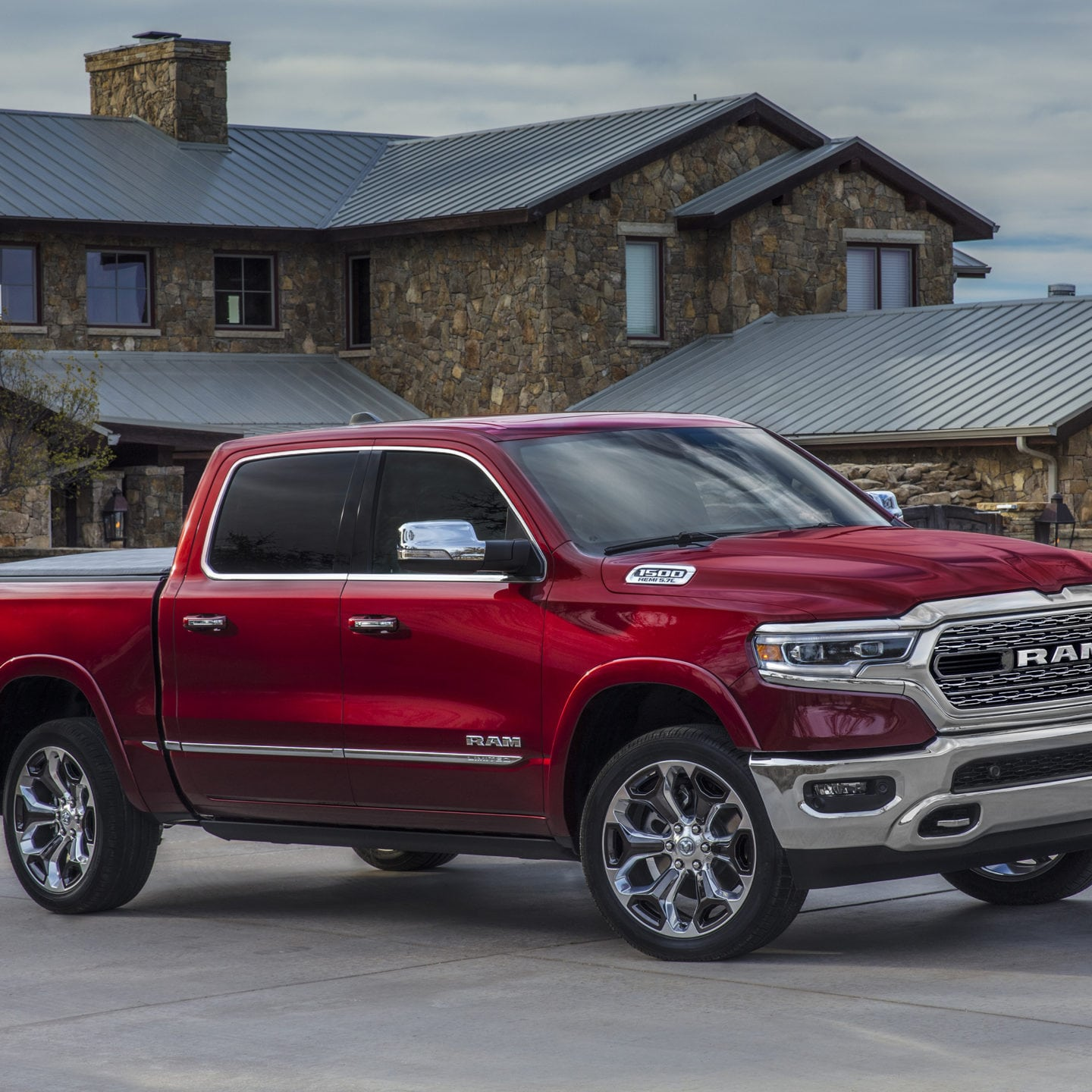 2019 Ram 1500 pickup growls into Detroit for NAIAS 2018 debut