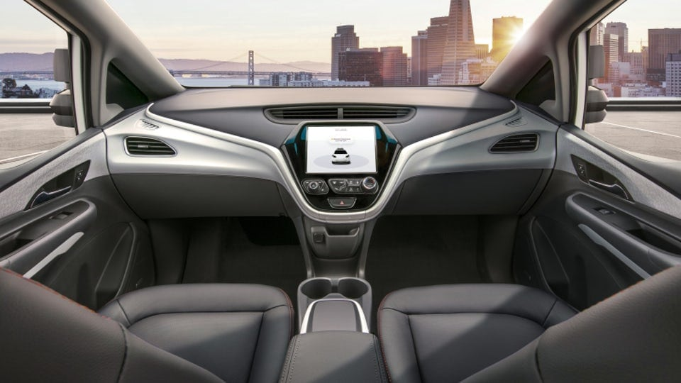 GM hopes to put driverless Cruise AV on roads in 2019