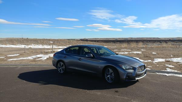 Review: Sporty 2018 Infiniti Q50 Stays Competitive Despite Aged Design