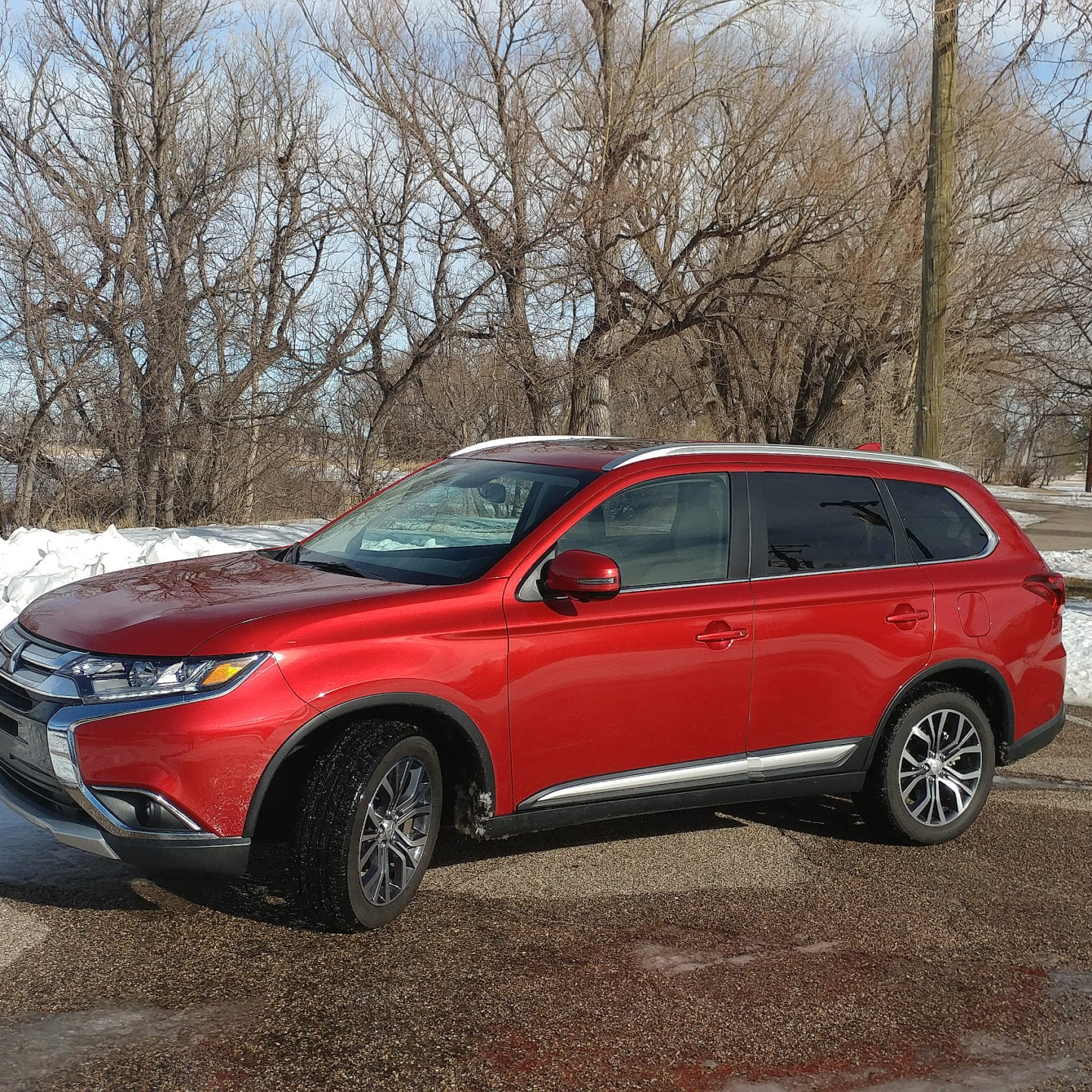 2018 Mitsubishi Outlander is Cheap All-Weather Capability – CarNewsCafe