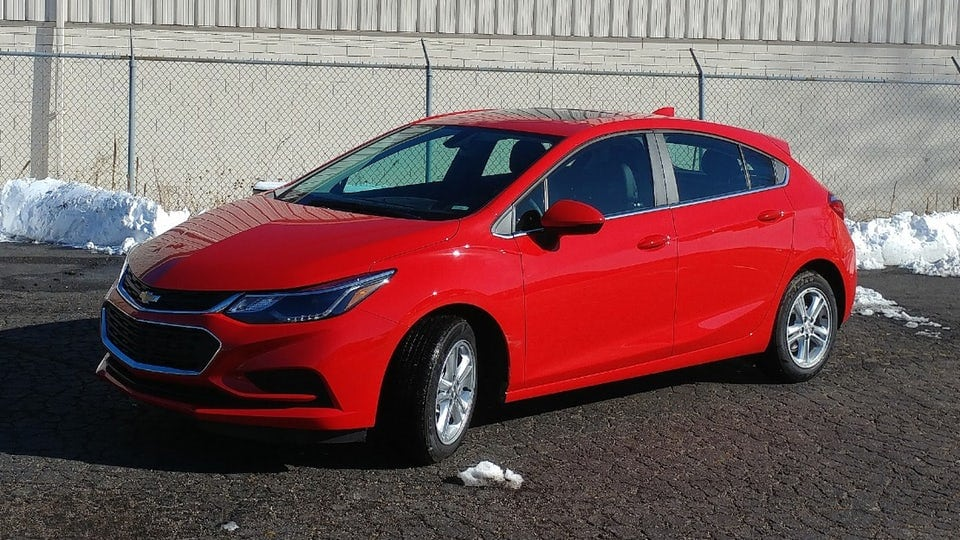 Review: 2018 Chevrolet Cruze Hatchback diesel hits a sweet spot