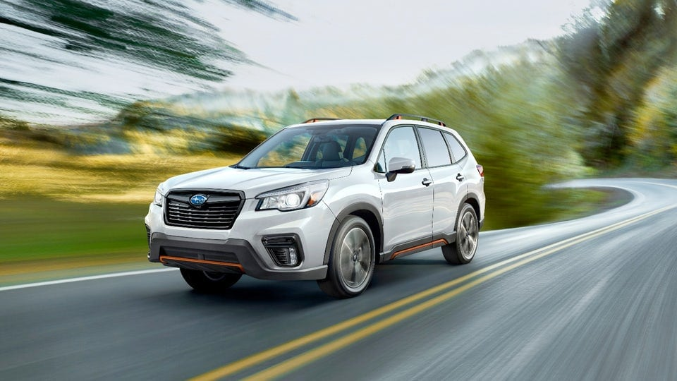 Subaru sets its EyeSight on all-new 2019 Forester