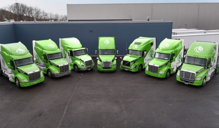 Hyliion Offers Free Trial of Hybrid Class 8 Trucks To Fleets