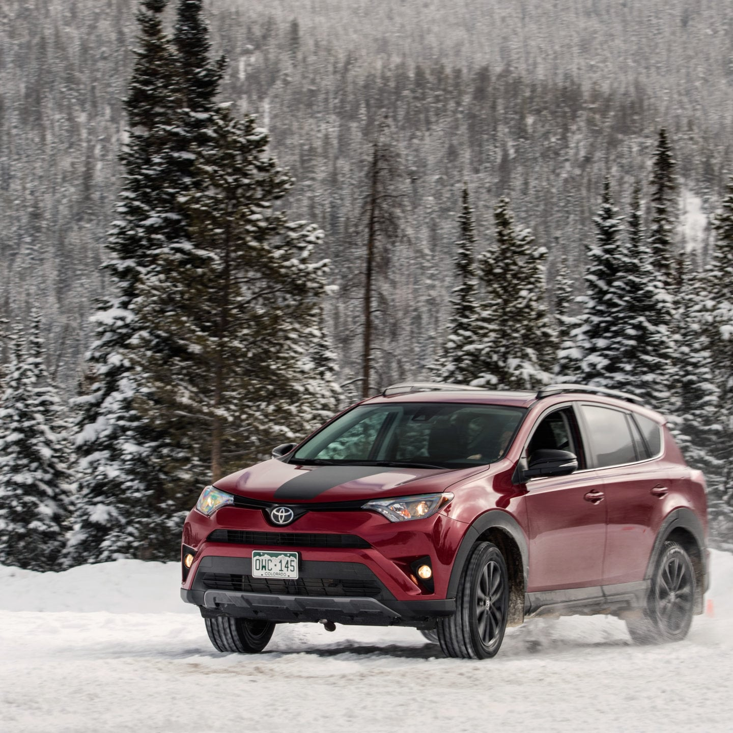2018 Toyota RAV4 Brings Adventure To the Tiny Crossover That Started It All