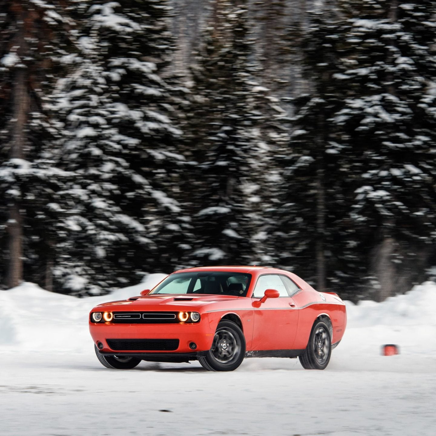 2018 Dodge Challenger GT, Performance on Ice and Everyday