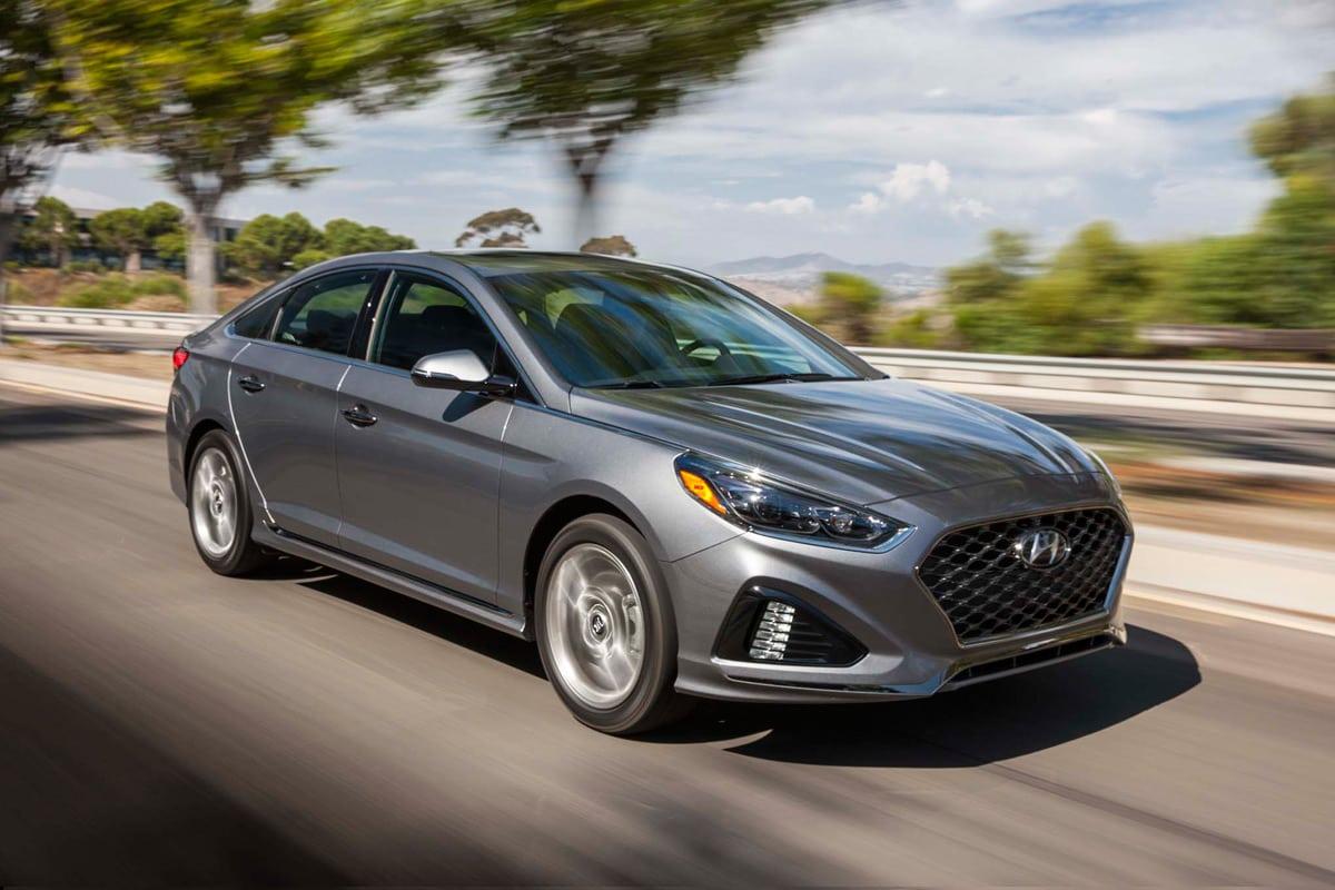 Review: 2018 Hyundai Sonata Limited 2.0T
