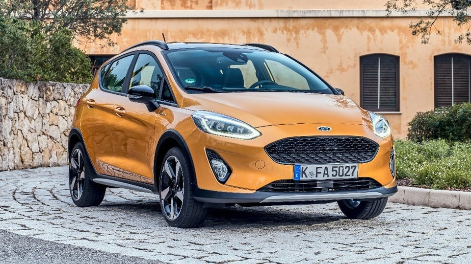Ford draws inspiration from SUVs for new Fiesta Active crossover