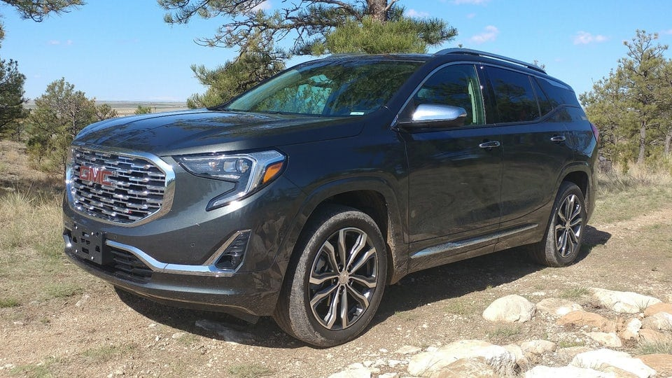 Review: 2018 GMC Terrain is pretty … and pretty great, too