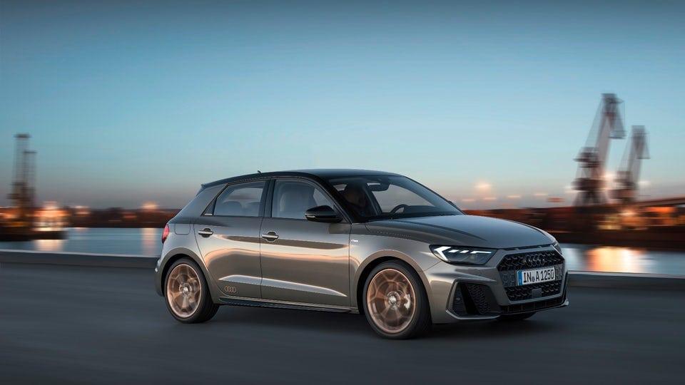 New Audi A1 Sportback gets bigger, more tech-advanced