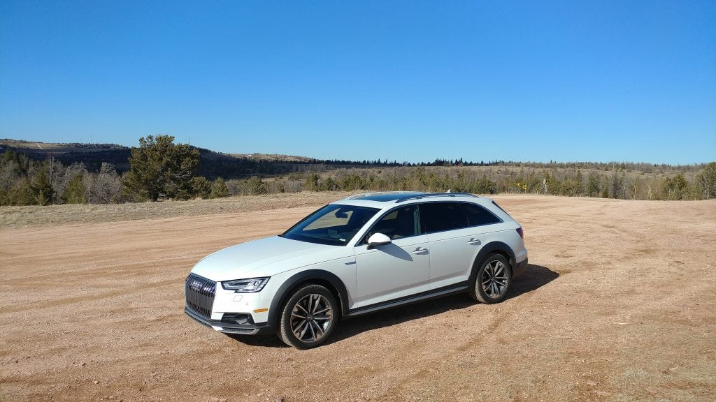 2018 Audi A4 Allroad Shows The European Ideal for Wagon-Kind