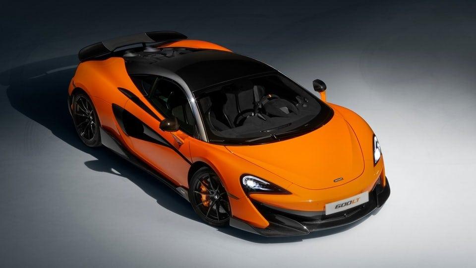 Full details of McLaren 600LT revealed at Goodwood