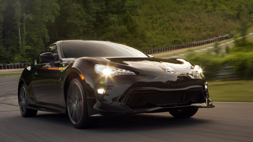 """Toyota adds """"ultimate performance"""" to updated 86 sports car range"""