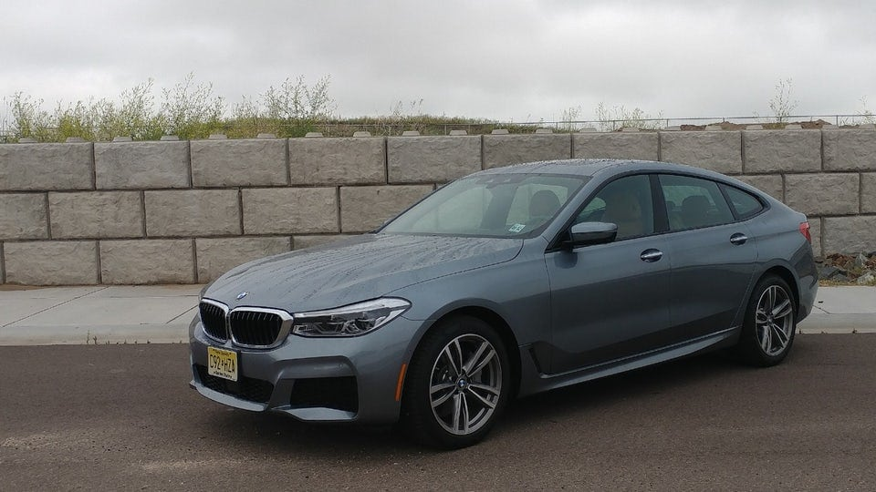 Review: 2018 BMW 640i Gran Turismo is definitely not a wagon