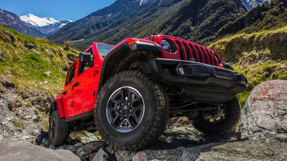 Jeep Wrangler Plug-in Hybrid coming in 2020