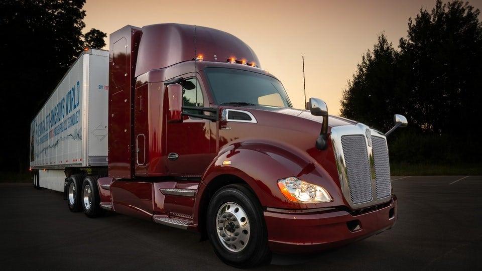 Toyota reveals Project Portal Beta fuel cell truck