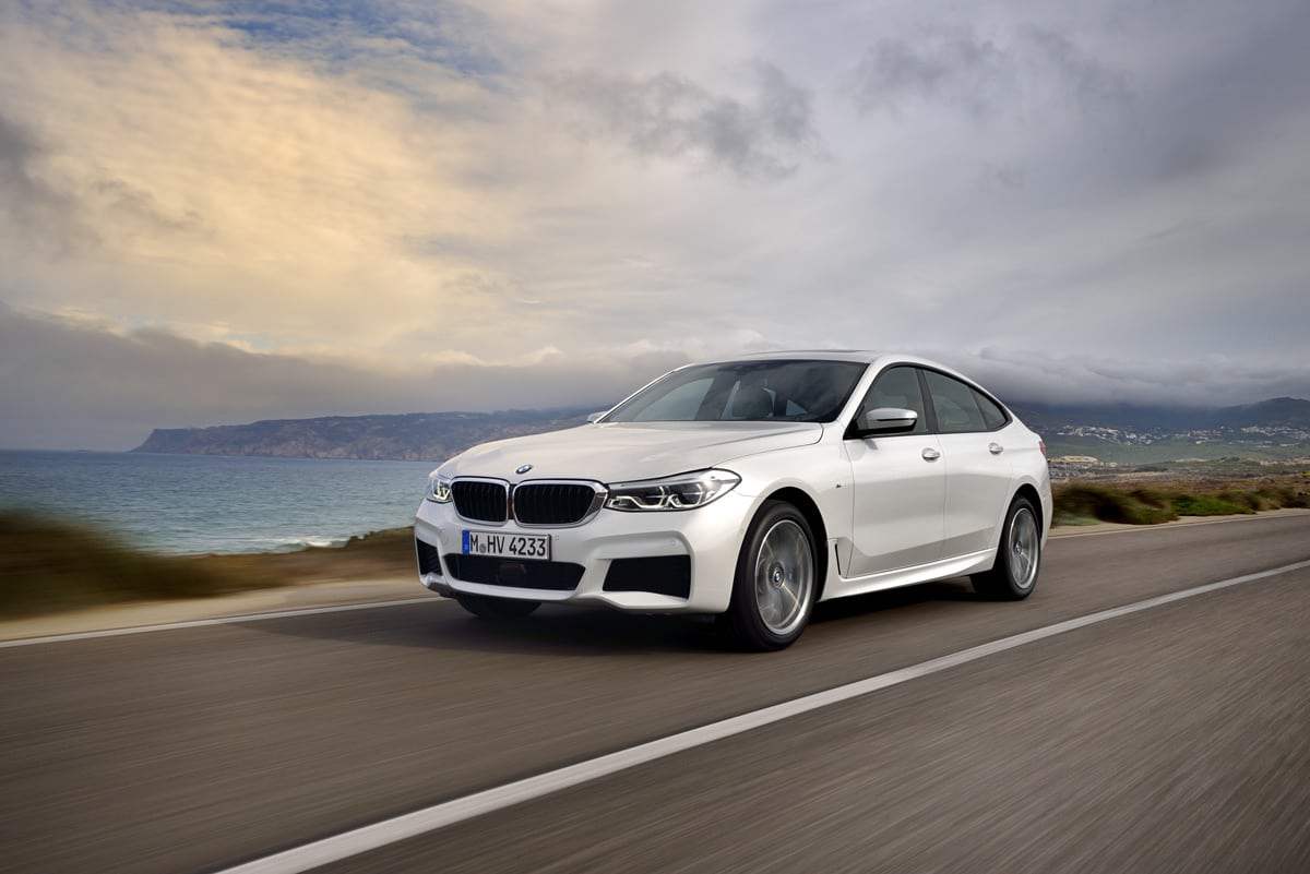 2018 BMW 640i Gran Turismo Blurs The Line Between Coupe And Wagon