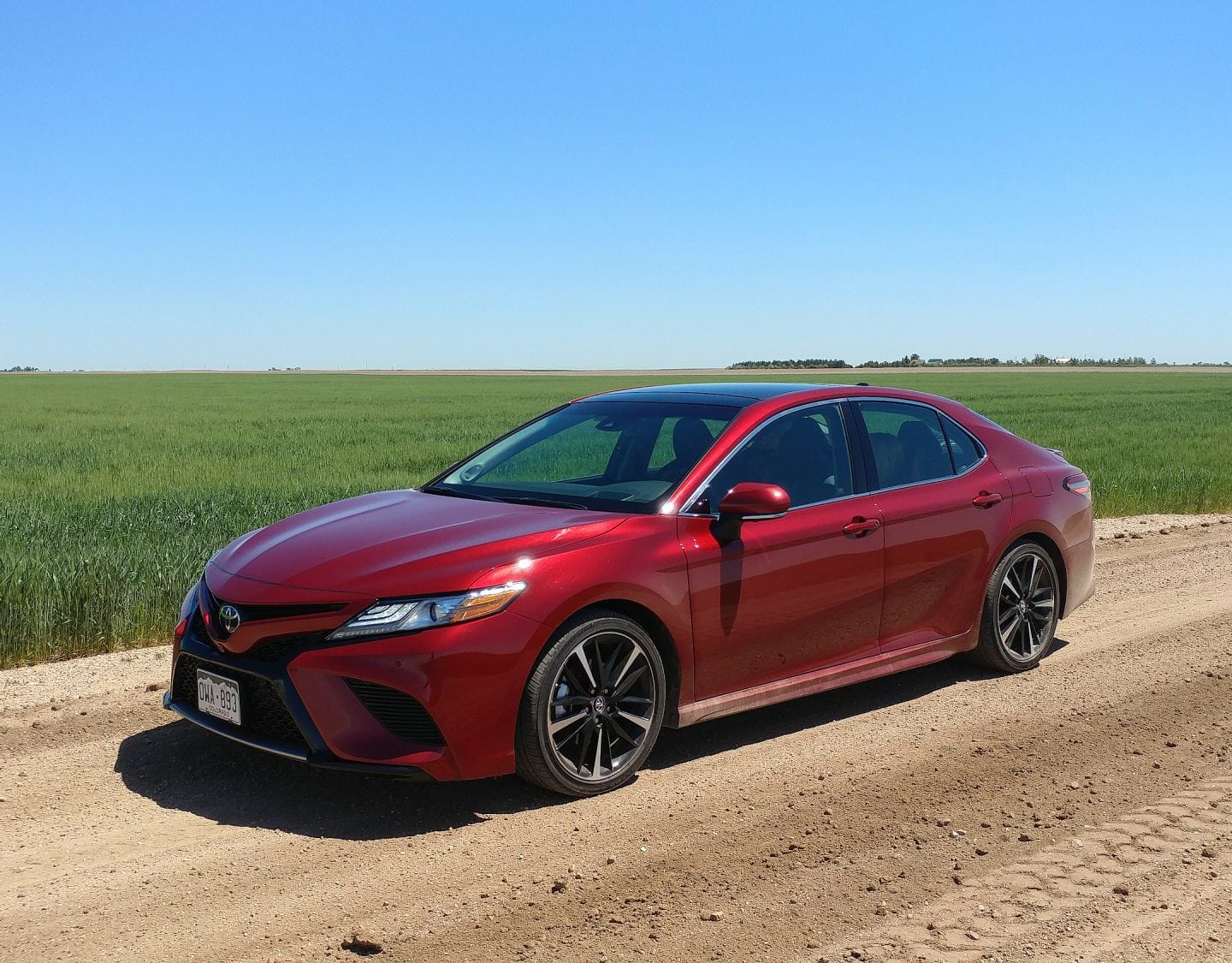 All-New 2018 Toyota Camry Upgrades To Stay On Top