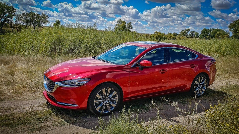 2018 Mazda 6 puts a turbo on excellence