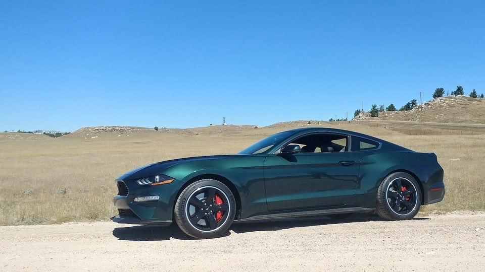 Review: 2019 Mustang Bullitt gives big-screen icon a 21st Century update