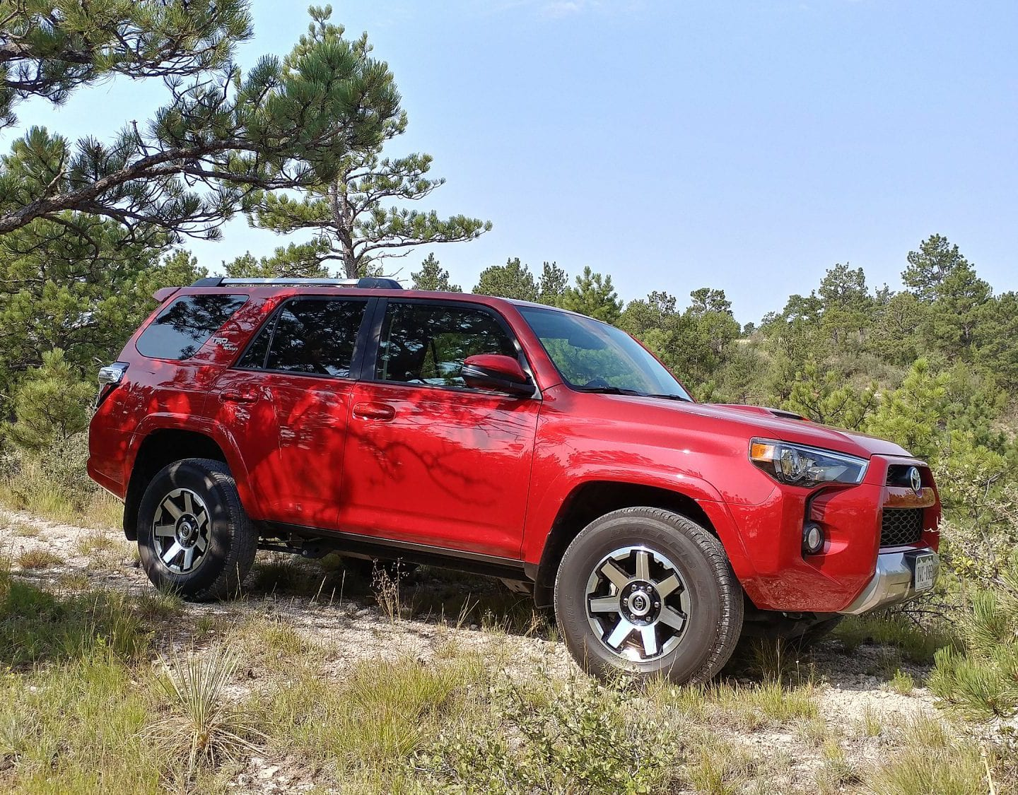 2018 Toyota 4Runner TRD Off Road Makes Sense of This SUV