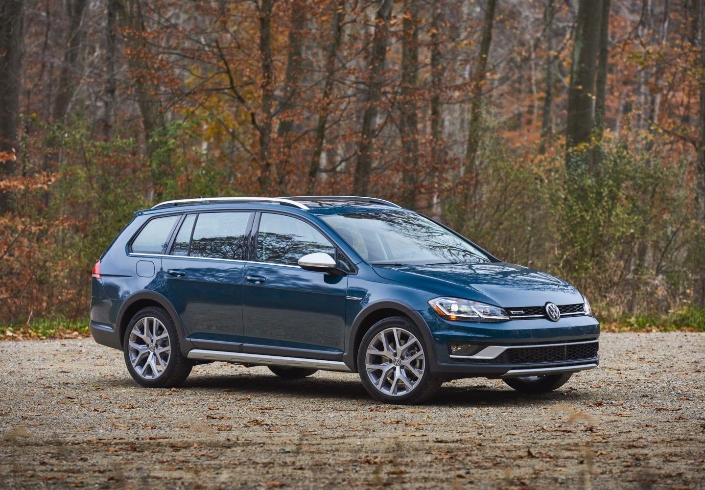 2018 Volkswagen Golf Alltrack Is AWD Wagon Goodness