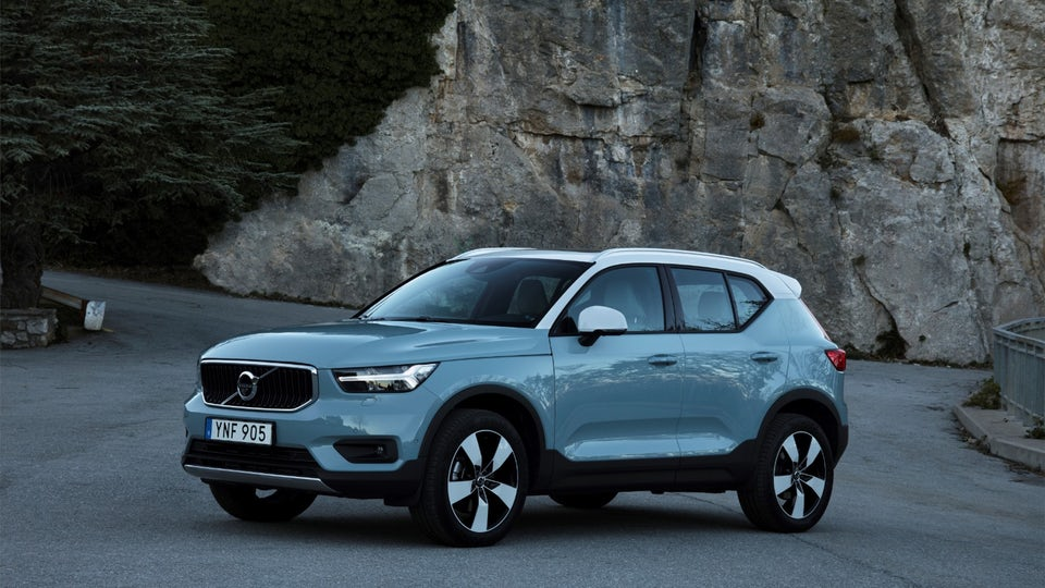Review: 2019 Volvo XC40 looks to set a new standard in compact luxury
