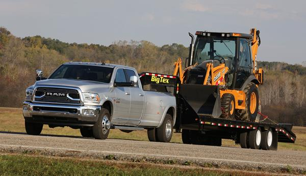 Review: Tow-Happy 2018 Ram 3500 Is One Big Rig