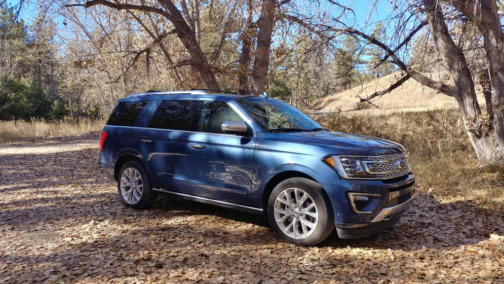 2018 Ford Expedition Changes the SUV Metric