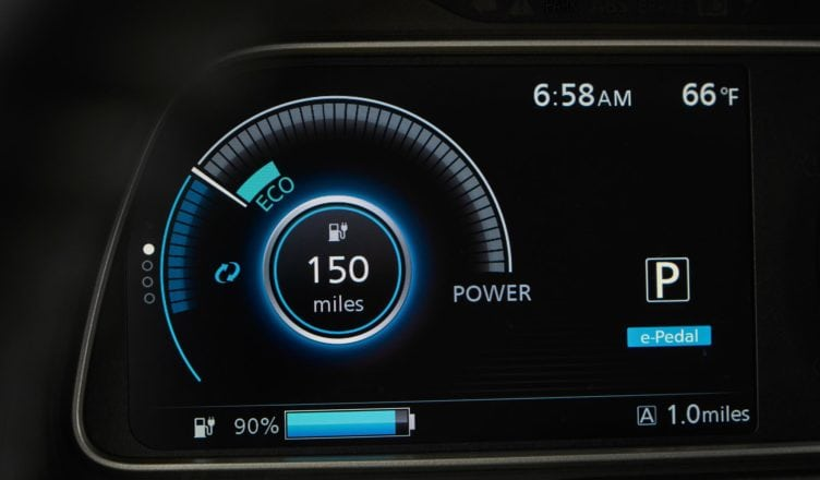 "What is the analog to ""gas mileage"" for electric cars?"