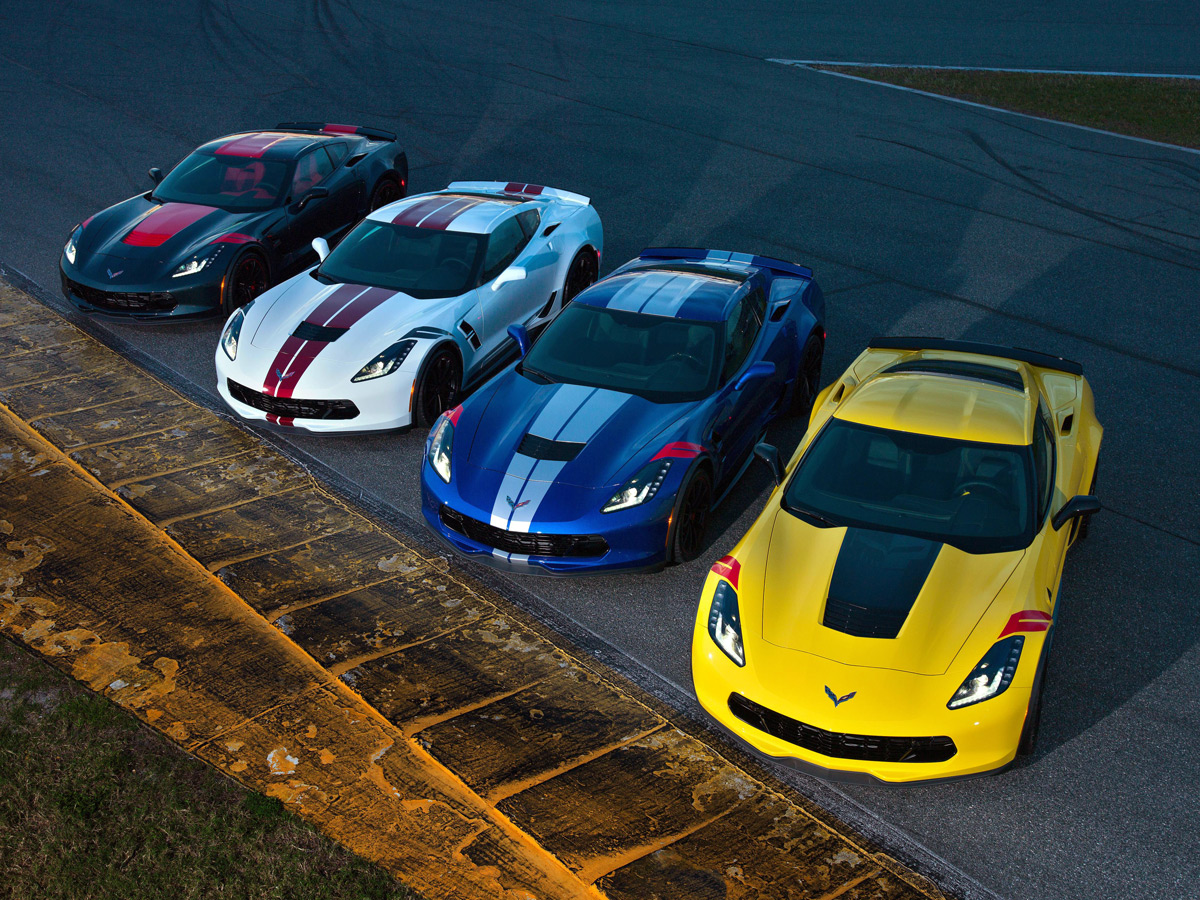 Introducing The 2019 Corvette Grand Sport Driver Series Editions