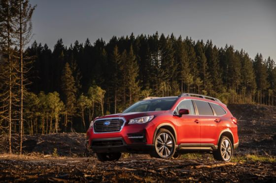 2019 Subaru Ascent : Review