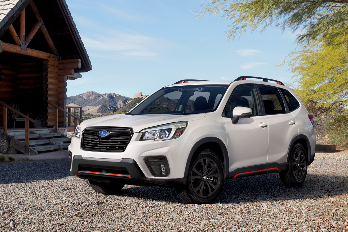 2019 Subaru Forester Is Revamped And Still Going Places