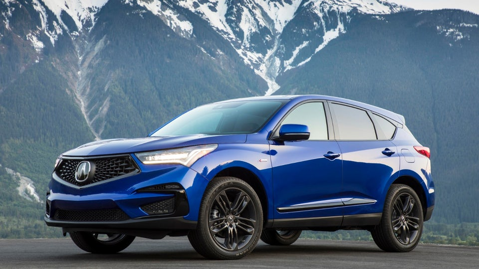 Review: 2019 Acura RDX A-Spec takes us by surprise