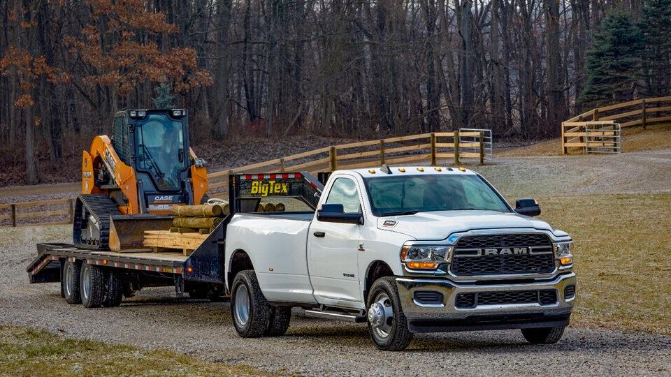 Huge 2019 Ram Heavy Duty trucks rumble into Detroit