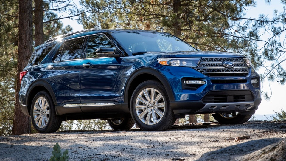 Ford unveils all-new 2020 Explorer SUV in Detroit