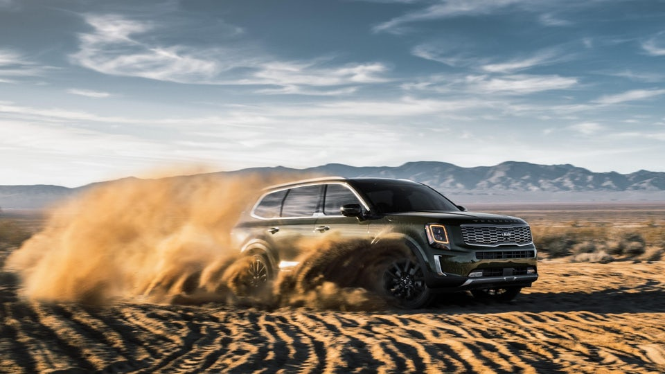 2020 Kia Telluride brings rugged luxury to NAIAS 2019