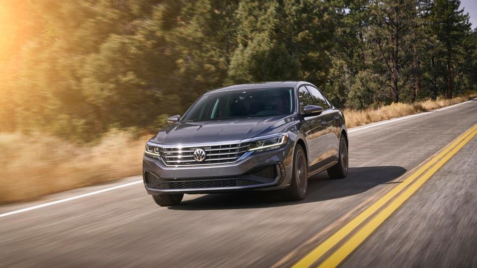 Volkswagen unveils all-new 2020 Passat at NAIAS