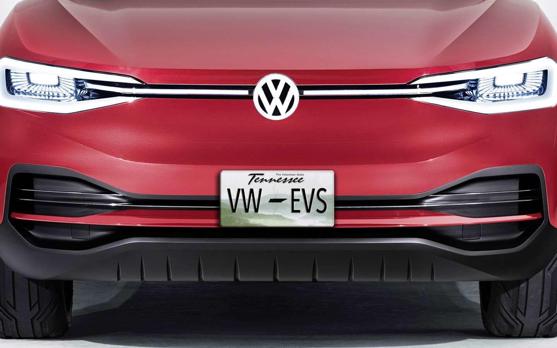 Volkswagen To Build EVs in Chattanooga Beginning 2022