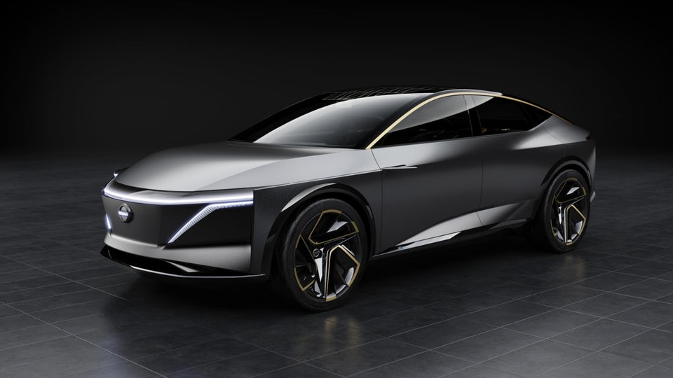Nissan brings premier seating to the IMs EV Sports Sedan concept launch
