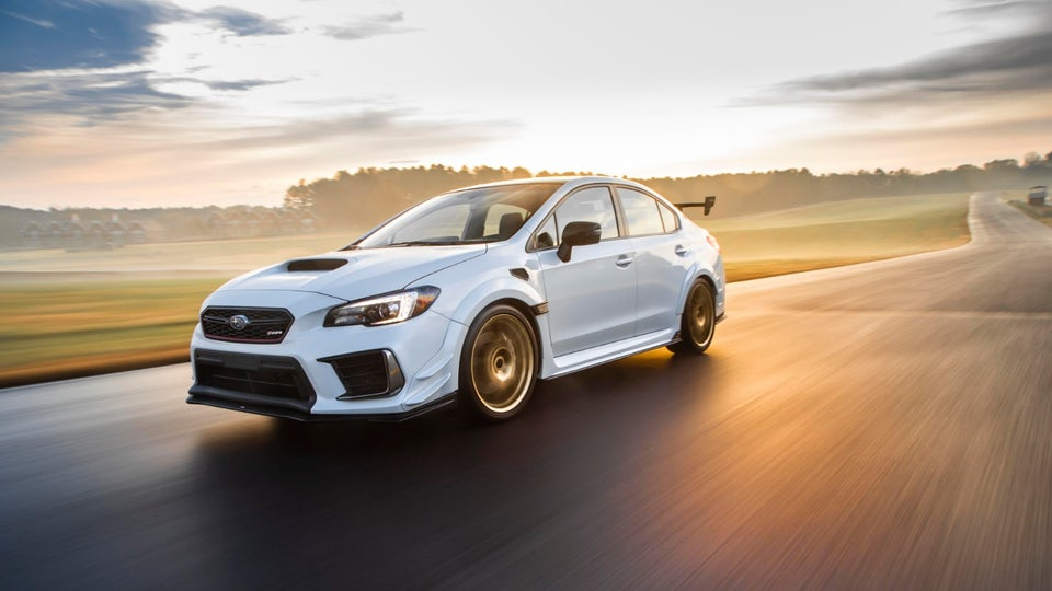 Subaru Tecnica International sends new S209 into the Detroit spotlight