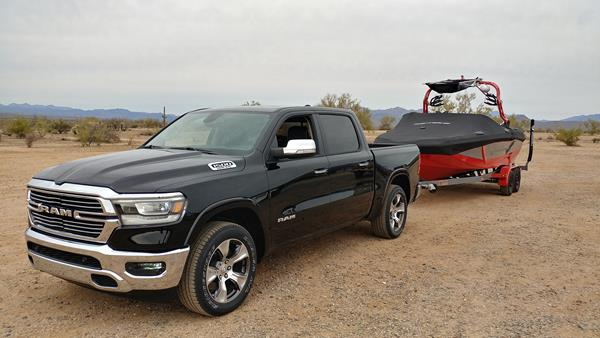 Review: All-New 2019 Ram 1500 Improves Everything About Pickup Trucks
