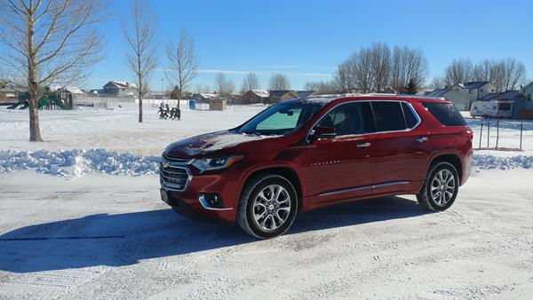 Review: The 2019 Chevrolet Traverse Continues to Set the Standard for Others to Meet