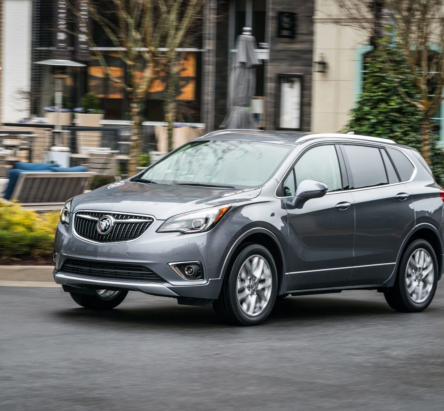 2019 Buick Envision Is Well-Rounded Goodness