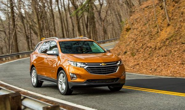 Review: The 2019 Chevrolet Equinox Offers A Lot for a Little, Plus 3 Engine Choices