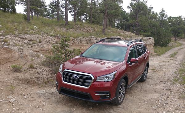 Review: 2019 Subaru Ascent a Worthy Contender in the Crowded Midsize SUV Segment