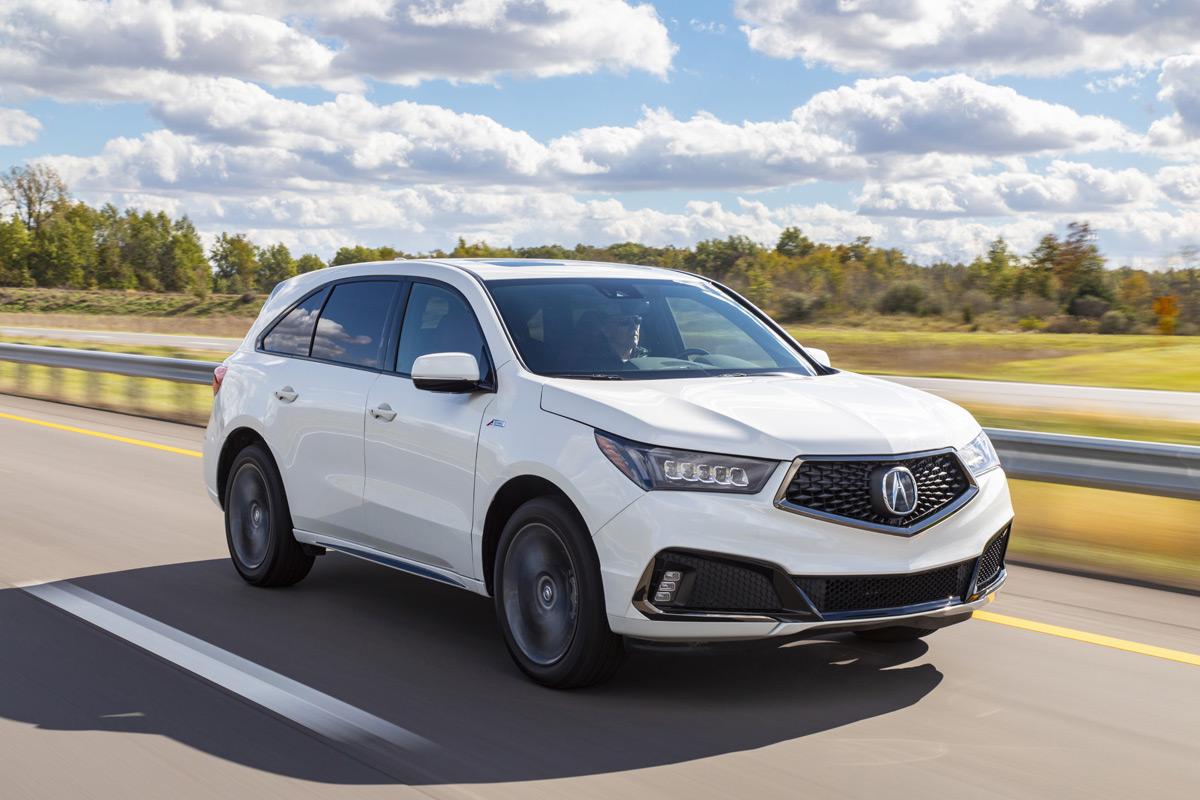 Review: 2019 Acura MDX A-Spec