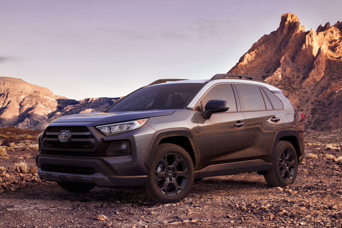 Toyota Unveils The 2020 RAV4 TRD Off-Road At The Chicago Auto Show